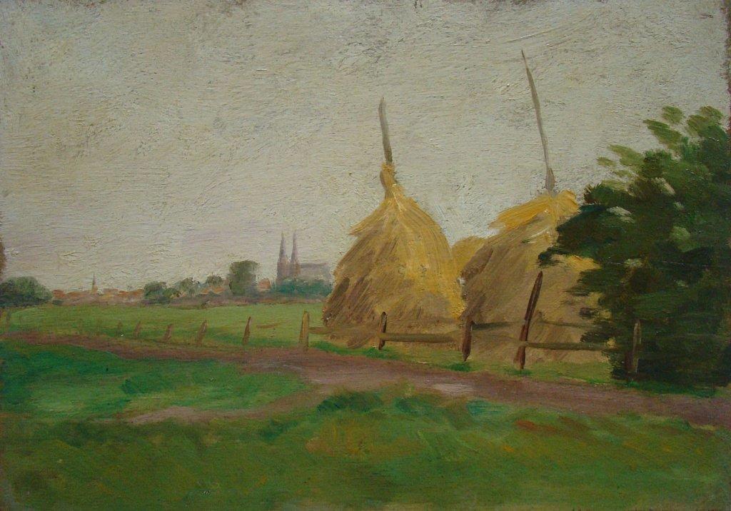 Schilderijen Herman Daniel